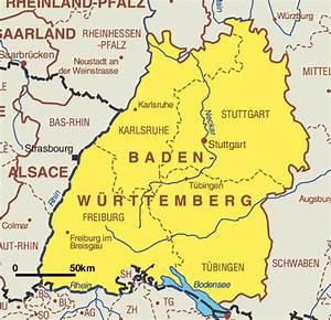 Genehmigungsfreie Bauvorhaben Baden Württemberg : karte baden w rttemberg karten und stadtpl ne der welt ~ Frokenaadalensverden.com Haus und Dekorationen