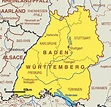 Are the people of Baden-Württemberg more similar to the ...