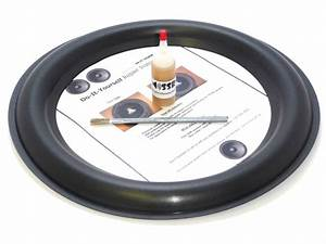 18 Inch Wide Roll Speaker Foam Surround Repair Kit