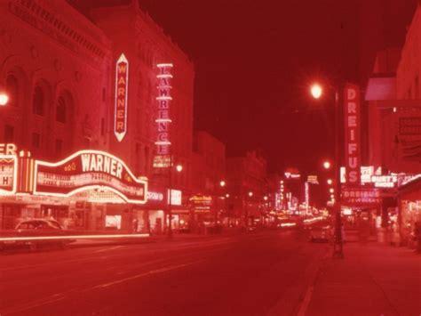 lost memphis  warner theatre  main street