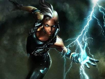 Tekken Storm Marvel Wallpapers Leo Comics Character