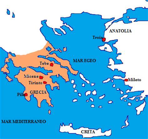 Lade Da Tavolo Bambini by I Micenei 2000 A C 1200 A C