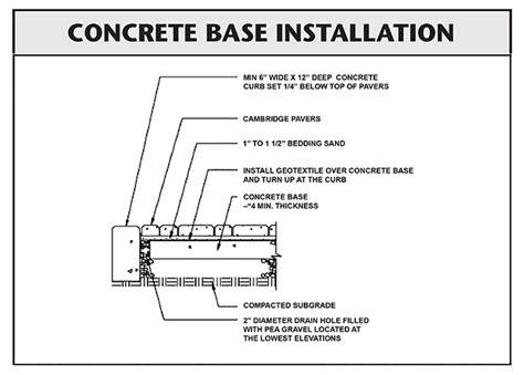 cambridge pavingstones how to install your cambridge