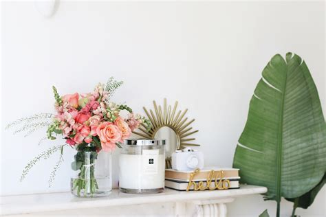 Fascinating Home Decor Ideas With Fresh Flowers That Will