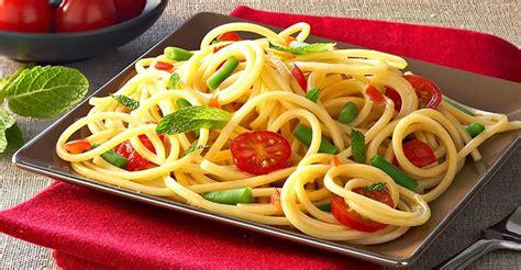 cuisine tv recettes cuisiner les pâtes à l italienne