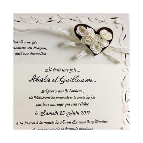 texte de faire part mariage romantique texte invitation de mariage romantique meilleur de