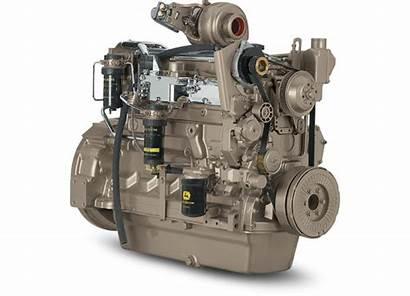 Industrial Deere John Engine 6068 Diesel Engines
