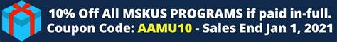 special 10 – discount banner – updated | American Academy ...