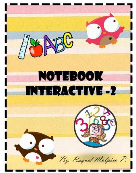 Para poder desarrollar el lenguaje y la comunicación de los niños pequeños, se fomenta la lectura y la escritura desde cursos muy tempranos. Cuaderno interactivo 2 para preescolar y primer grado de primaria | Material Educativo