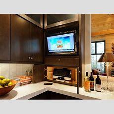 Best 25+ Kitchen Tv Ideas On Pinterest  Tv In Kitchen