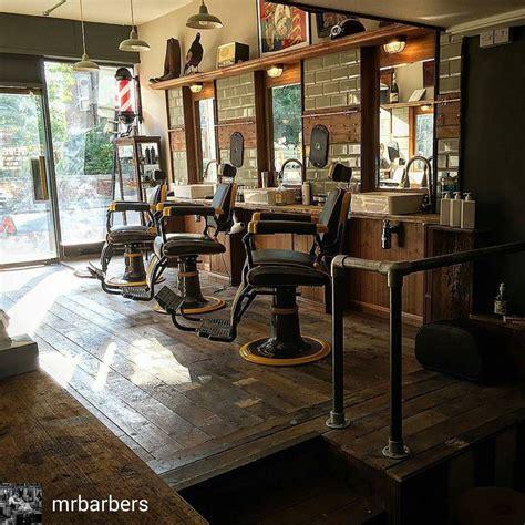 Modern Barber Shop Design Ideas by 25 Best Ideas About Modern Barber Shop On
