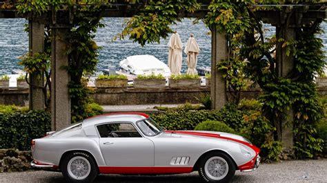Ferrari Classic Gt Vintage Car Wallpaper