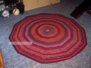 Teppich Rund Wolle : teppich handgekn pft wolle rund 11 eckig 1 82 m ~ Watch28wear.com Haus und Dekorationen