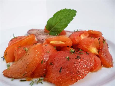 cuisiner avec un grand chef tomates confites au four la recette facile par toqués 2