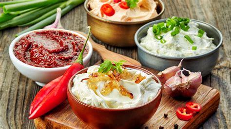 Dips Für Fondue Und Raclette