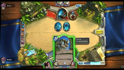 Hearthstone Beast Deck by Hearthstone Beast Deck Vs Shaman
