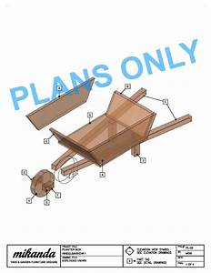 Download Wood Wheelbarrow Planter Plans Plans Free