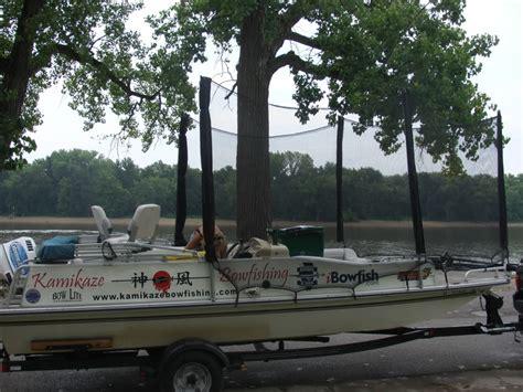 bowfishing decks for boats kamikaze bowfishing home