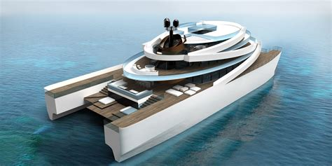 Luxury Yacht Designs Of The Future  Legatto Lifestyle