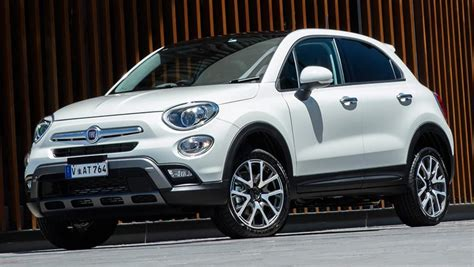 2016 Fiat 500x Cross Plus Review  Road Test Carsguide