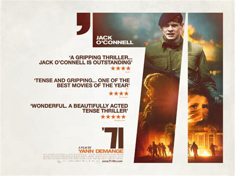 yann demange net worth watch new us trailer for yann demange s 71 with jack o