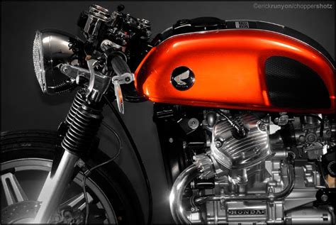 racing caf 232 honda cx 500 by doc s chops