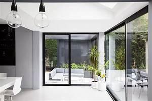 Veranda Verriere : extension d 39 une maison contemporain v randa et ~ Melissatoandfro.com Idées de Décoration
