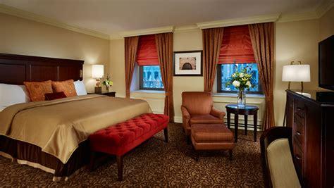 hotel suites  pittsburgh omni william penn hotel