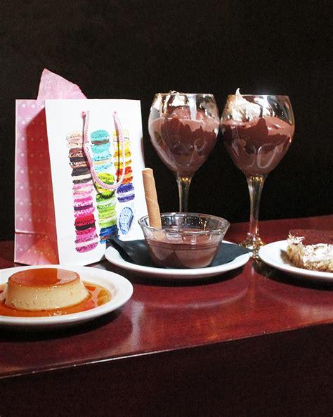 creme dessert chocolat caramel ohlala bistro restaurant recap with in ootd home in high heels