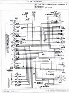 1985 Ford Crown Victoria Ltd Wire Diagrams Pictures