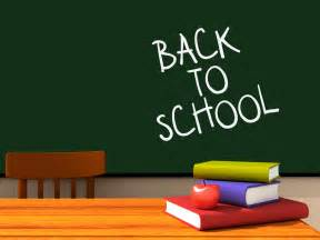 Happy New Year Back to School