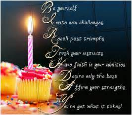 words of happy birthday wishes