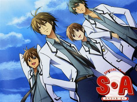Special A Anime Wallpaper - special a special a photo 24371191 fanpop