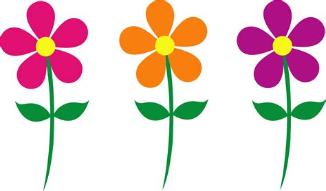 Free Flower Cartoon Images, Download Free Clip Art, Free