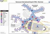 Vancouver International Airport - CYVR - YVR - Airport Guide
