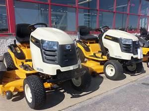 2 Cub Cadet Lgt 1054 Garden Tractors