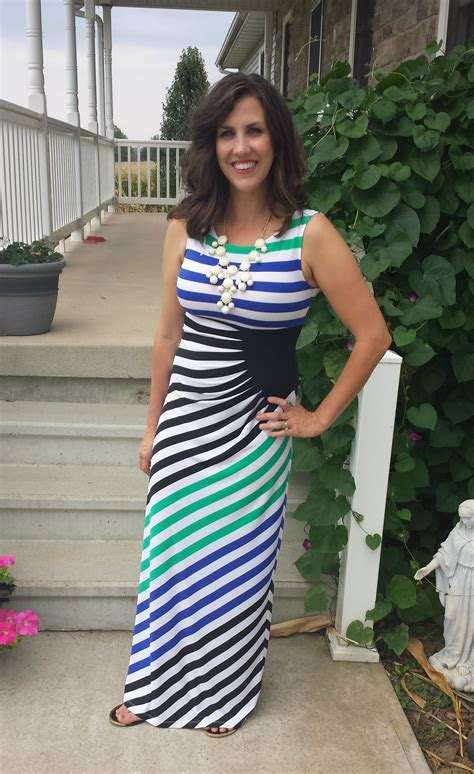 What I Wore A Year In Review RealMomStyle Momma In