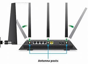 Netgear Router Not Working Orange Light Netgear Nighthawk Ac1900 Setup R6900 Router Setup