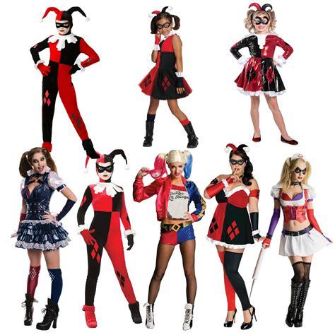 DIY Harley Quinn Makeup u0026 Hair Tutorial u2013 Suicide Squad Prison Jumpsuit - Halloween Costumes Blog