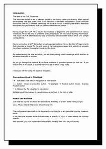 Sap Fi Configuration Guide And Enduser Manual