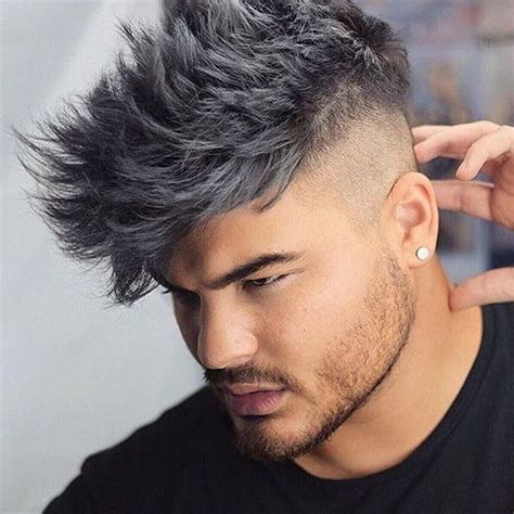 hair color ideas  men    year express  style