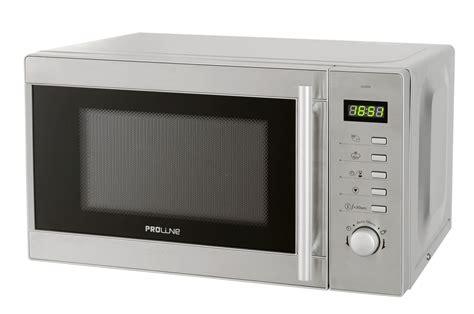 micro ondes et gril proline gs200s inox 3480100 darty