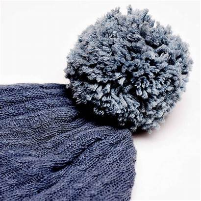 Pom Tutorial Hat Yarn Knit Hats Quick