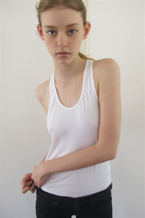 Underage Models Meet The Fashion Industrys Army Of