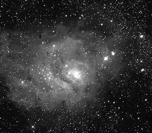 Lagoon Nebula M8 in Sagittarius - Sky & Telescope