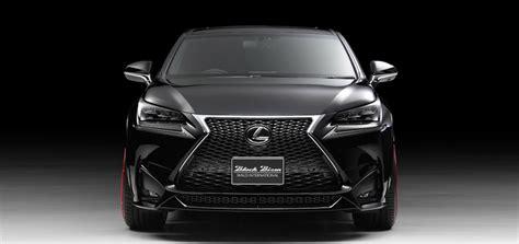 Wald International Lexus Nx Black Bison