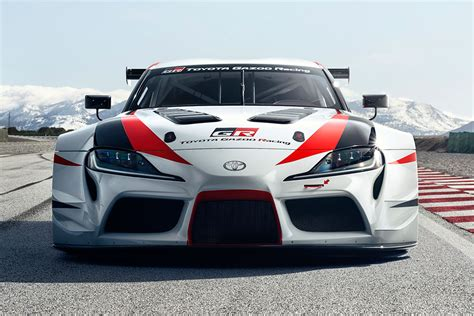 Holy Smoke! The Legend Lives. The Toyota Supra Is Making A