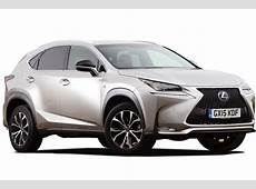 Lexus NX SUV review Carbuyer