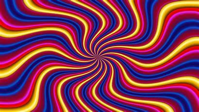 Trippy Psychedelic Swirl Colors Artistic Wallpapers
