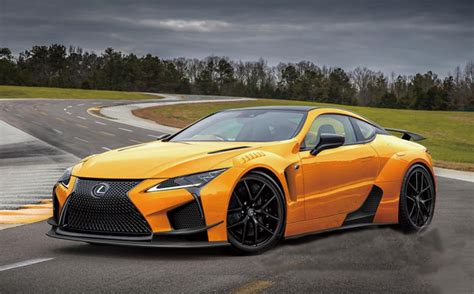 lexus rc  review engine price release import